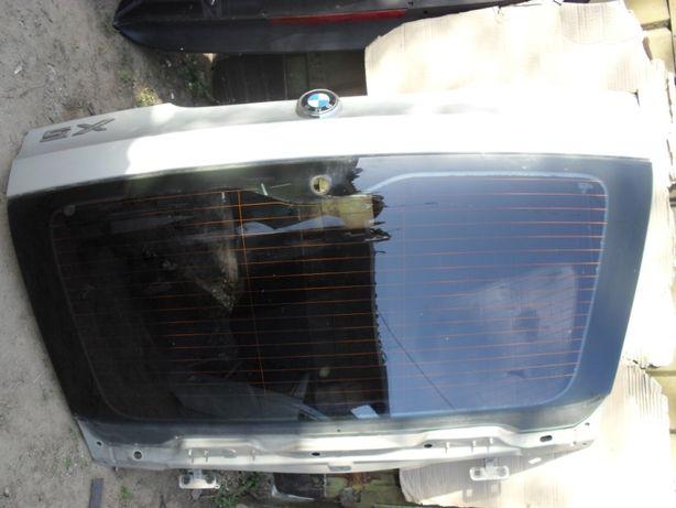 Капот БМВ Е53 кришка багажника BMW ляда titan silber-metallic Борисполь - изображение 4