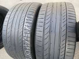 245 40 R17 Continental ContSportContact 5 Tyres