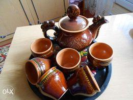 Продам Набор глиняной посуды