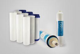 Фильтры для воды обратного осмоса и проточных систем