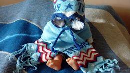 Шапочка з шарфіком