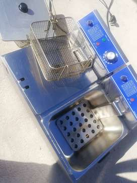 Stove,Food Warmer and Chips Cutter