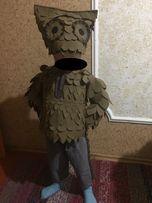 Новогодний костюм сова