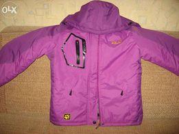 Лыжная куртка женская Jack Wolfskin