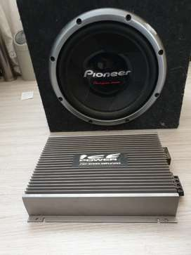 PS1600 ICE POWER AMPLIFIER