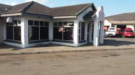 Empangeni to let - Workshops/retail/office/semi industrial/yards