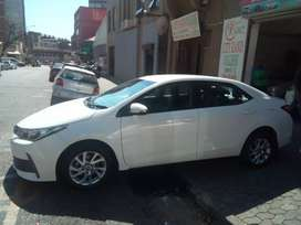 Toyota corolla prestige D4D 1.6 model 2017 for Sell