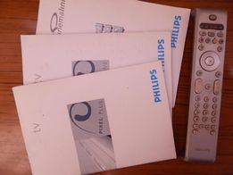 На телевизор Philips 9009/12, схема ремонта, пульт, инструкция .