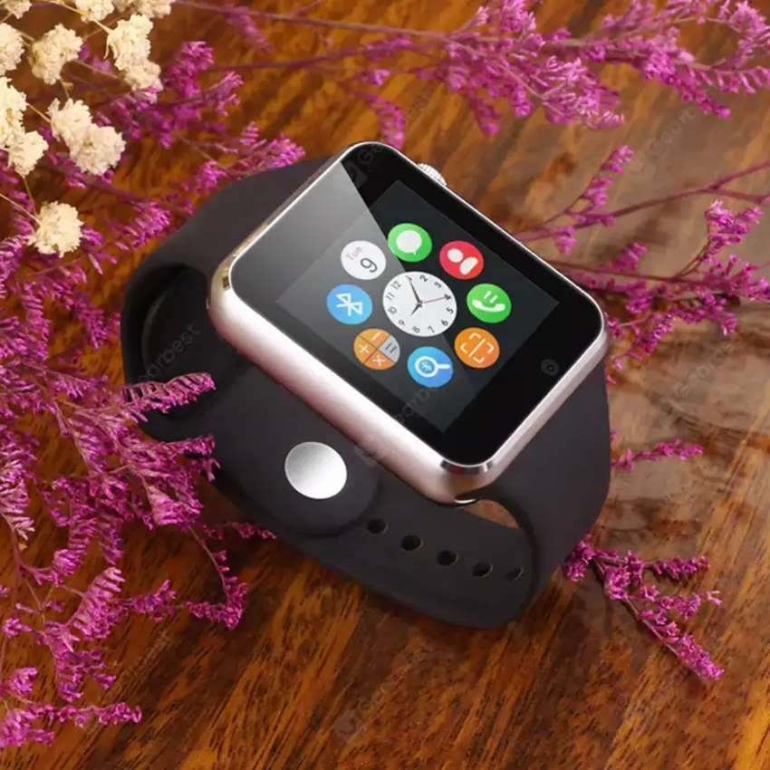 A1 Smart Watch with Sim card and Bluetooth 0