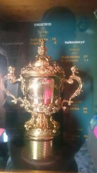 Image of Springboks Rugby World Cup Champions 2007 Frame
