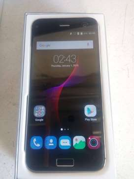 ZTE BRAND NEW WITH COMPLETE ACCESSORIES