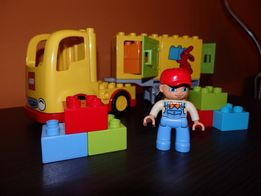 Lego Duplo żółta ciężarówka 10601
