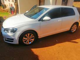 Golf 7 1.4 Tsi, 142 000 km, manual, petrol, comes with extra 2 Golf R