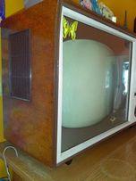 Telewizor Koral z lat 60-tych