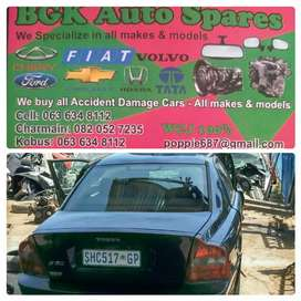 Volvo spares available