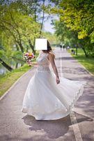 Suknia Egeria Śmietanka/ zproponuj swoją cenę