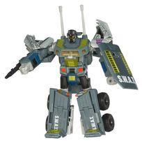 Hasbro трансформер S. W. A. T. Onslaught. Звук, свет.