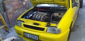 Abf 2l 16v  polo classic for sale