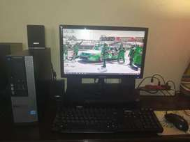 Dell i3 Pc for sale