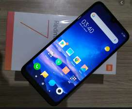 Xiaomi Redmi 7 less than 1 year old perfect working condition