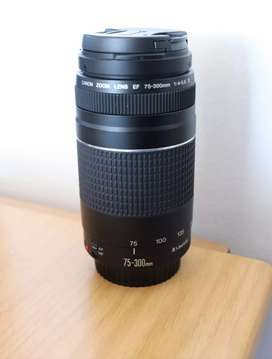 Canon Zoom lens 75-300mm mark iii