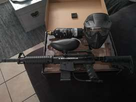 Paintball Marker BT Omega