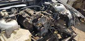BMW 320d E46 Block and head