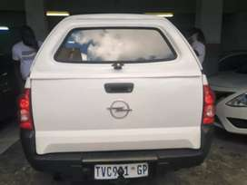 Opel corsa bakie utility at very good condition