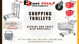 Shopping Trolleys New Sales East Elite