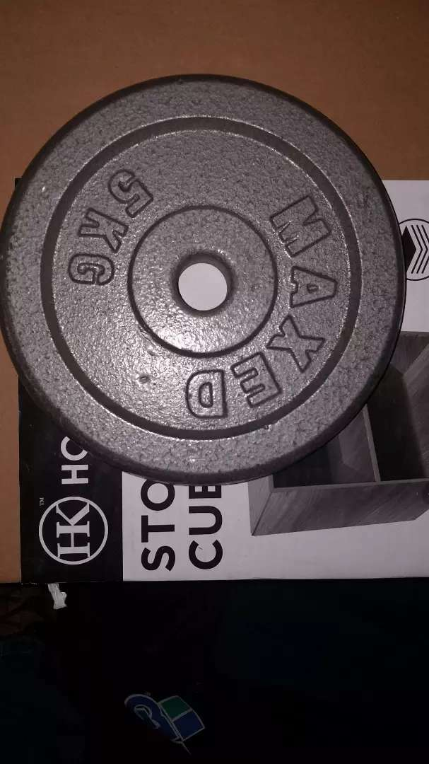 Assorted Weight Plates 0