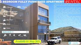 2 BEDROOM FULLY FURNISHED APARTMENT (Double Storey)