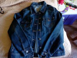 Куртка джинсовая новая URBAN