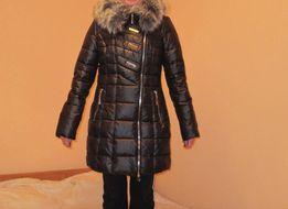 Куртка зимняя женская новая, холлофайбер, пальто размер М