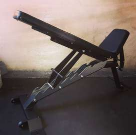 ALL GYM EQUIPMENT AVAILABLE