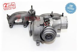 Turbosprężarka turbina Seat Leon Seat Altea Seat Toledo III 2.0 TDI