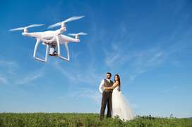 Drone, Aerial photography and video filming