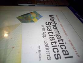 Mathematical Statistics with Applications 7th Edition (Wackerly)
