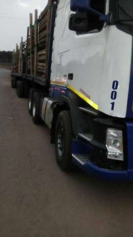 Looking to hire a 12 and 14 ton truck