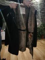 Płaszcz kurtka parka XS ZARA