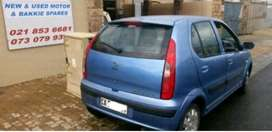 2007 TATA INDICA 1.4 TDCI STRIPPING FOR SPARES