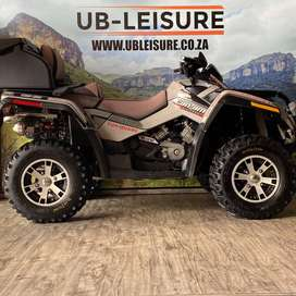 2006 CANAM OUTLANDER 800 XT | UB LEISURE