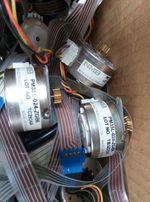 Шаговые двигатели NMB PM35L-024-ZGB6