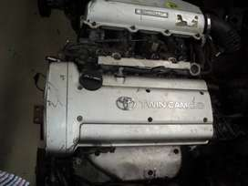toyota corolla rsi 1600 20v silver top engine (4A) FOR SALE