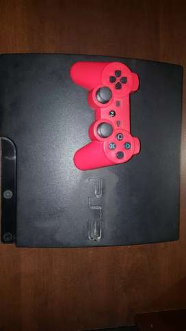 PS3 Console plus 2 Controller and 5 games to swap for Xbox 1 S 1 Tb