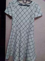 Модное платье - туника, как новое