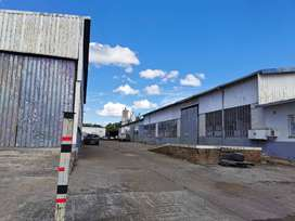 Industrial Premises to Let - Vintonia Nelspruit