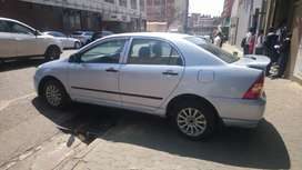 Toyota corolla at low price