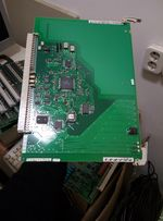 Siemens плата цифрового потоку E1 TMS2M HiPath 3550/3700/3750