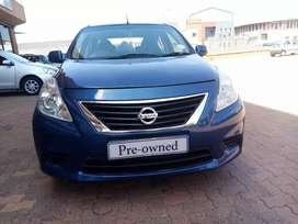 2013 model Nissan Almera very clean