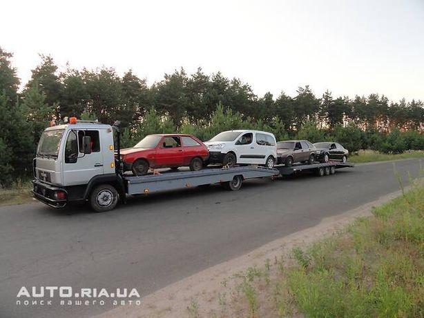 Услуги Евакуатор Смела 5 тонн Смела - изображение 6